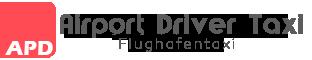 Airportdriver Taxi Logo